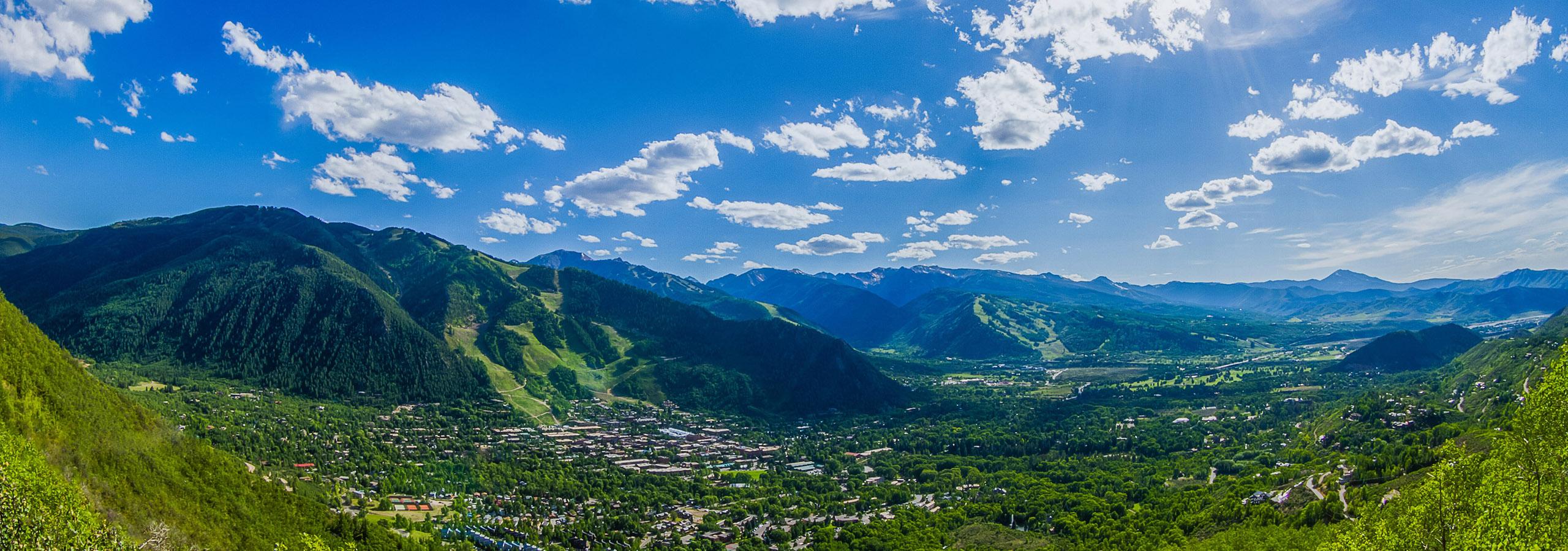 Summer in Aspen