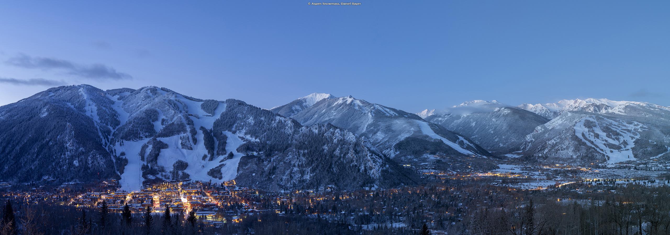 Aspen Panoramic View