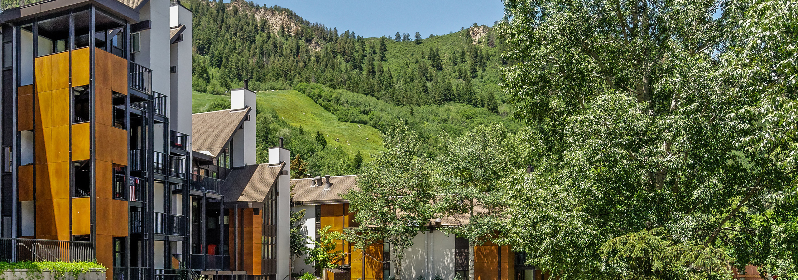 Fifth Avenue Condo Rentals in Aspen