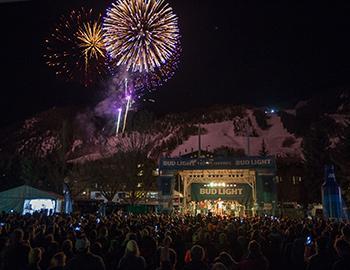 Aspen Bud Light Hi-Fi Concerts