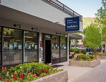 Aspen real estate office