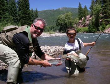 Aspen Trout Guides