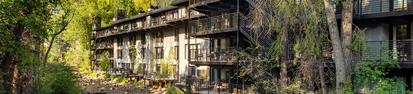 Chateau Roaring Fork Condos in Aspen