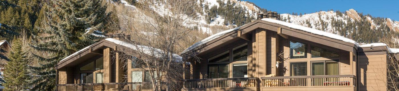 Gant Condo Rentals in Aspen