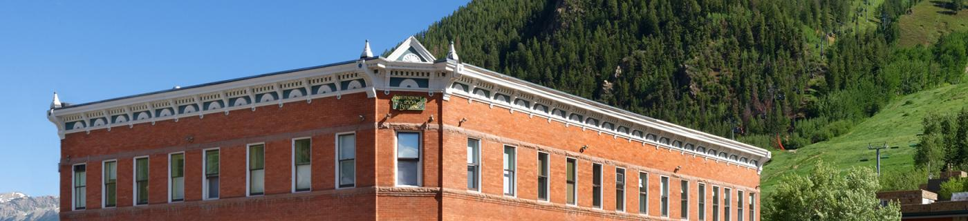 Independence Square Hotel in Aspen Colorado