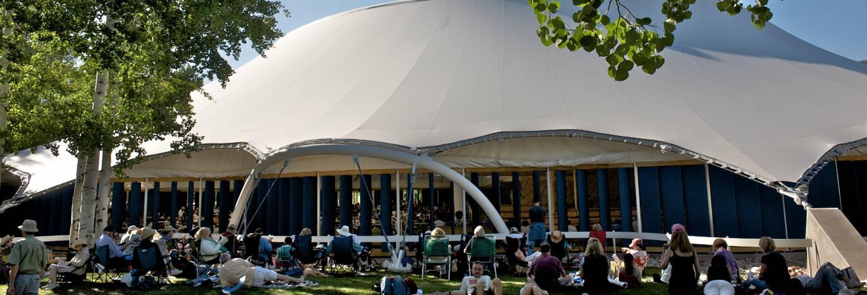 Benedict Music Tent