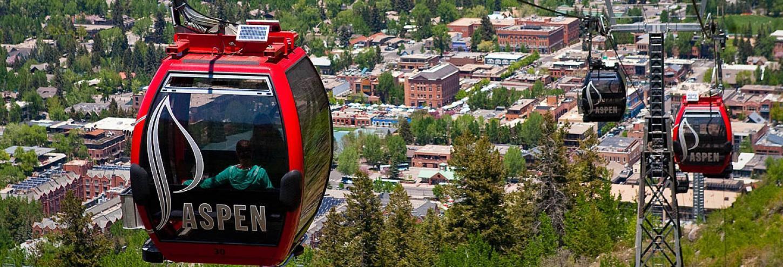 Aspen gondola rides