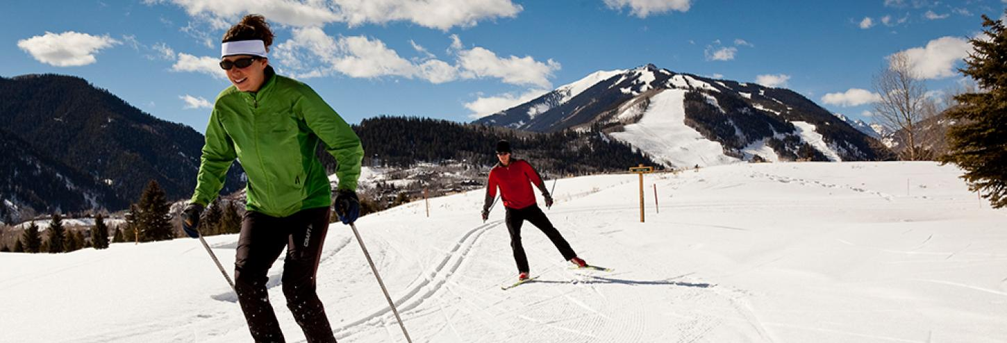 Cross Country Skiing in Aspen