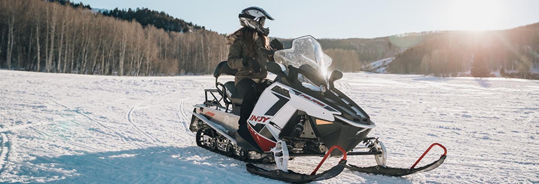 Snowmobiling Aspen