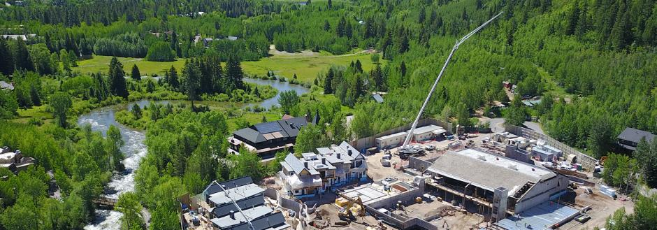Aspen Club construction update