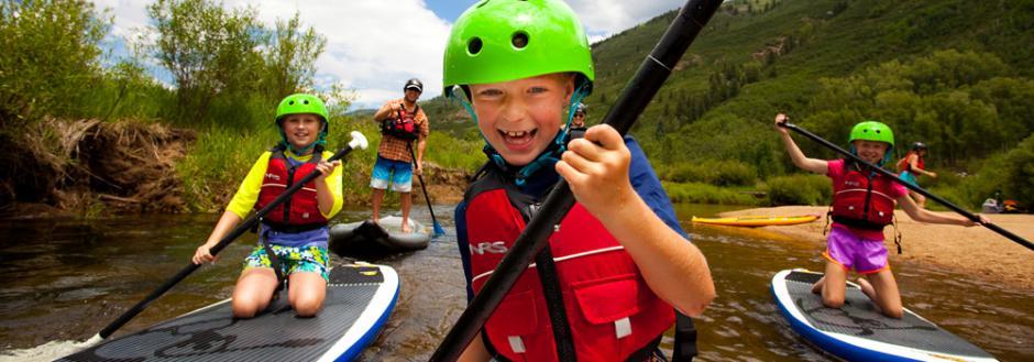 River sports abound in Aspen