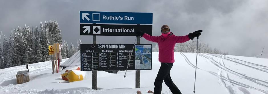 skiing closing weekend in Aspen