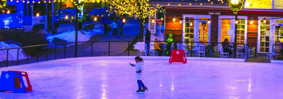 aspen winter activities ice skating
