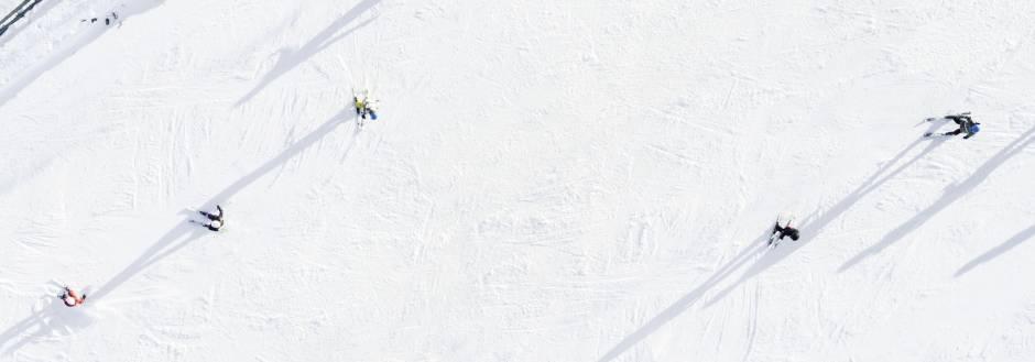 skiing on spring break in aspen Colorado