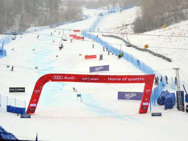 Audi FIS Skiing World Cup Finals