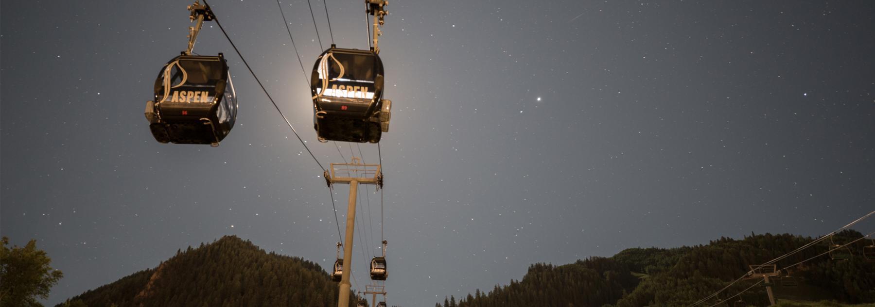 Aspen Night Sky