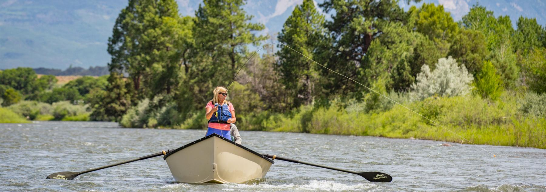 Fly-Fishing in Aspen