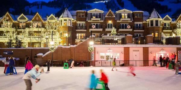 Ski in ski out Aspen lodging