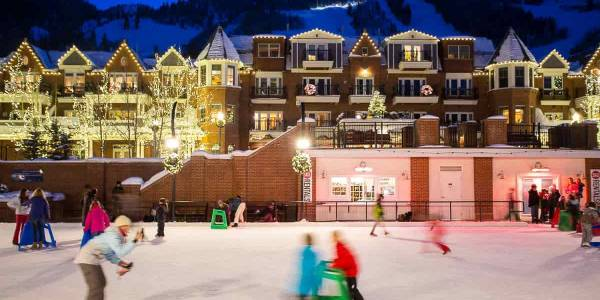 Ski in ski out Aspen lodging