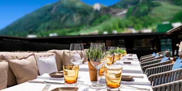 5 Best Outdoor Dining Experiences in Aspen