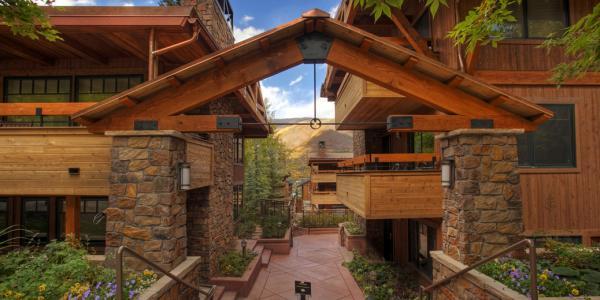Fasching Haus Condos in Aspen