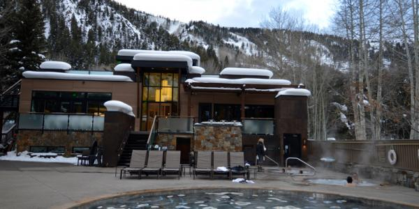 exterior of The Gant in Aspen