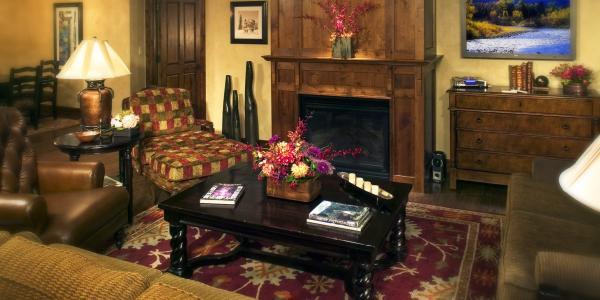 Hyatt Grand Aspen Residence interior