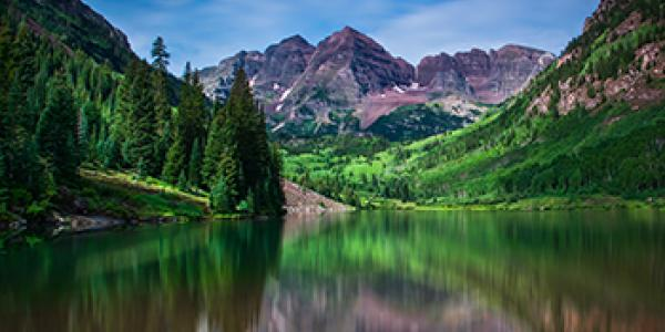 How to visit the Maroon Bells without a reservation