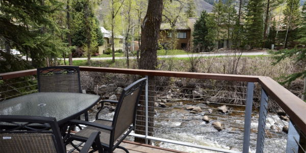 Aspen Vacation Rentals on the Roaring Fork River