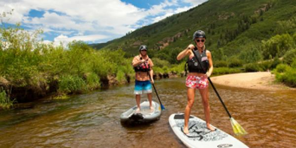 River sports abound in Aspen