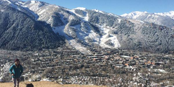 Smuggler Mountain is a beautiful, convenient Aspen hike for all skill levels