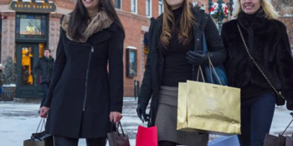 Mountain Couture: Unparalleled Upscale Shopping in Aspen