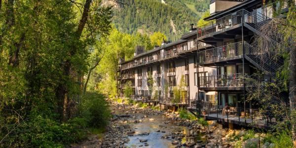 Chateau Roaring Fork Condos in Aspen