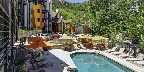 Fifth Avenue Condo Rentals in Aspen