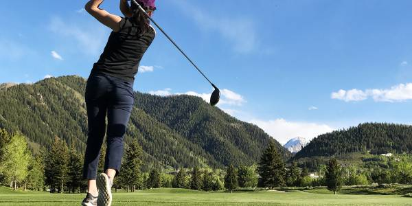 golf aspen summer activities