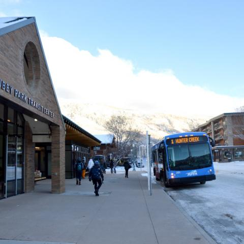 Aspen's RFTA Buses Help People Enjoy the Whole Valley