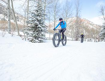 Fat Biking in Aspen