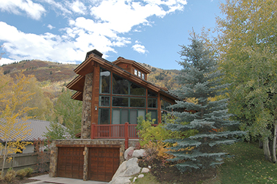 Property management services in Aspen