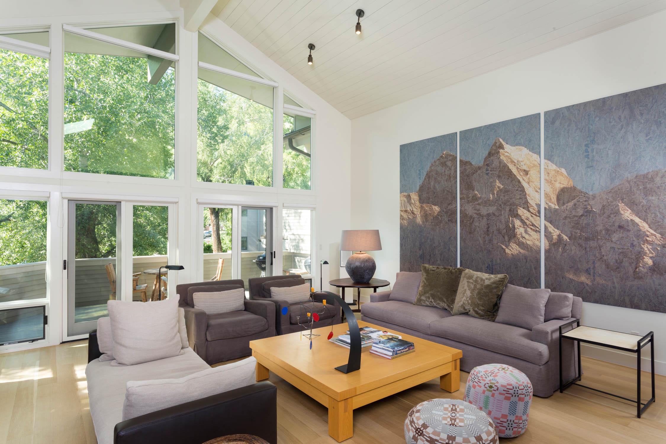 Aspen private home rentals