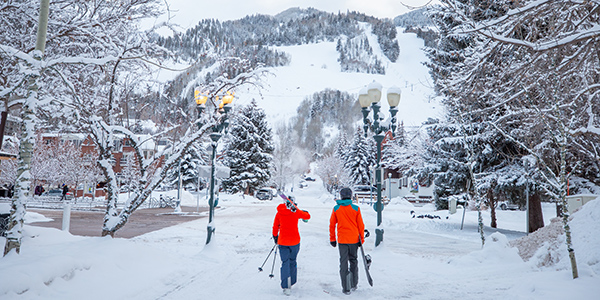 Aspen vacation rental versus hotel