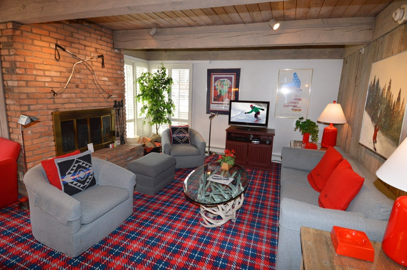 Chateau Eau Claire unit 1 vacation rental aspen