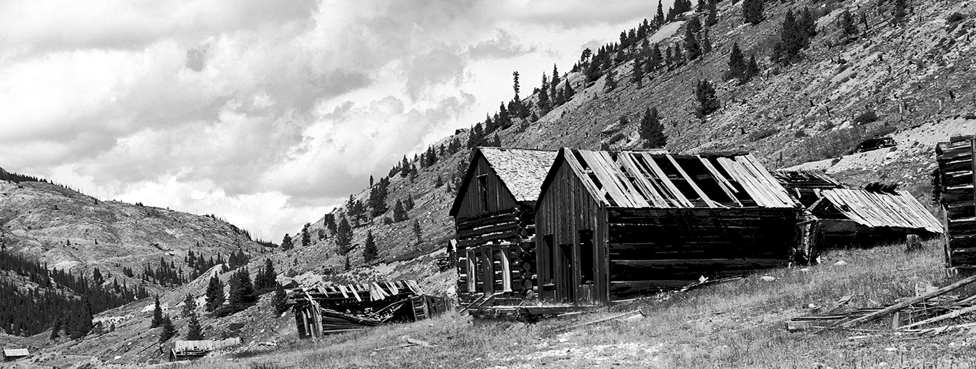 Ashcroft ghost town historical hike tour