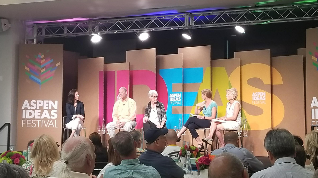 Aspen Ideas Fest Aspen CO