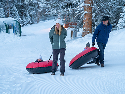 January is Aspen's secret season