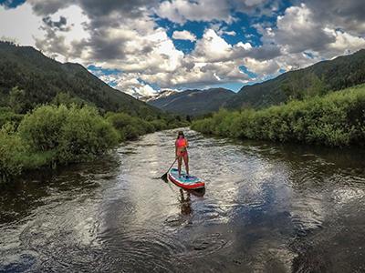Aspen Northstar Nature Preserve