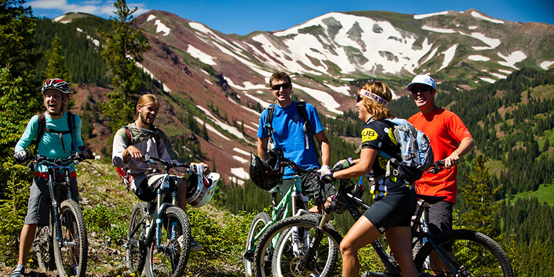 Things to do in Aspen in August