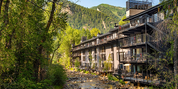 Chateau Roaring Fork vacation rentals Aspen