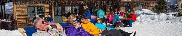 April skiing in Aspen