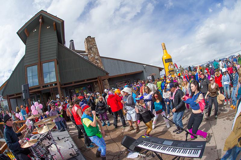 Aspen Mountain Closing Day