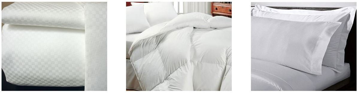 new luxury bedding in frias properties units aspen